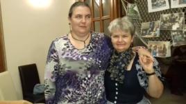 Uzsalyné Dr. Pécsi Rita és Leona