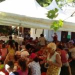 asztaléssátorközösségatáborban